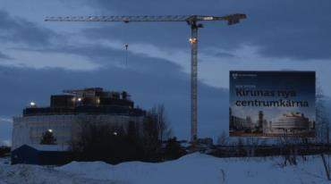 Kiruna – A Brand New World