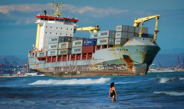 Skutečná cena lodní dopravy
