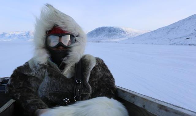 Tichý hněv Inuitů