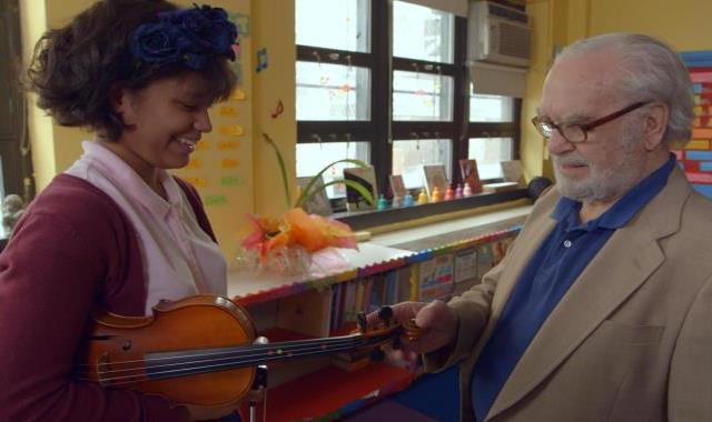 Darované housle